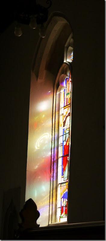 Yonks St. Donats Chapel