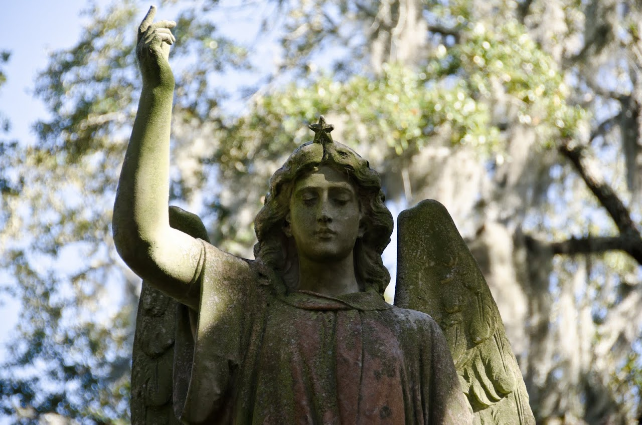 Bonaventure Cemetery