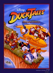 DuckTales Remastered Capa