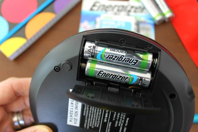 Energizer Recycled Batteries