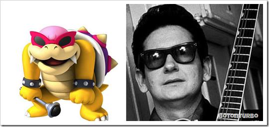Roy Koopa (Roy Orbison)
