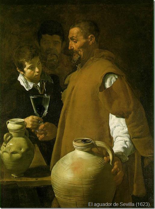 El aguador de Sevilla (1623).