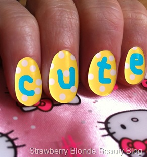 Modiface cute nails