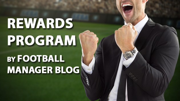 Football Manager Blog Rewards Program