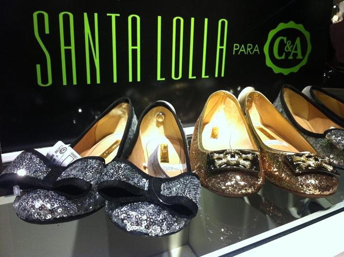 cea santa lolla sapatos colecao especial 2012