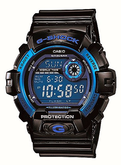 CASIO G-SHOCK  G8900A