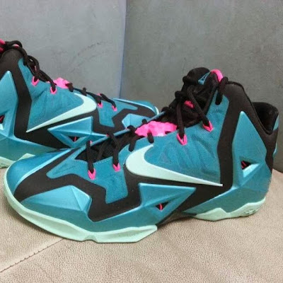 nike lebron 11 gr south beach 1 03 Nike LeBron XI Gets a South Beach Treatment