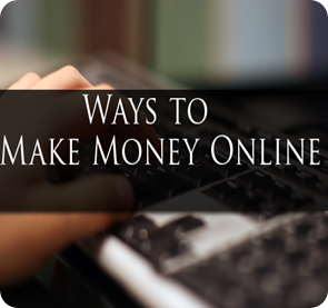ways of earning money online