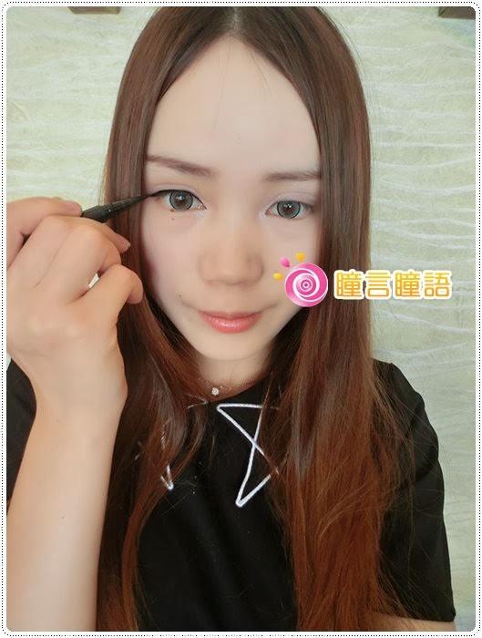 日本EOS隱形眼鏡-淚花銀灰7