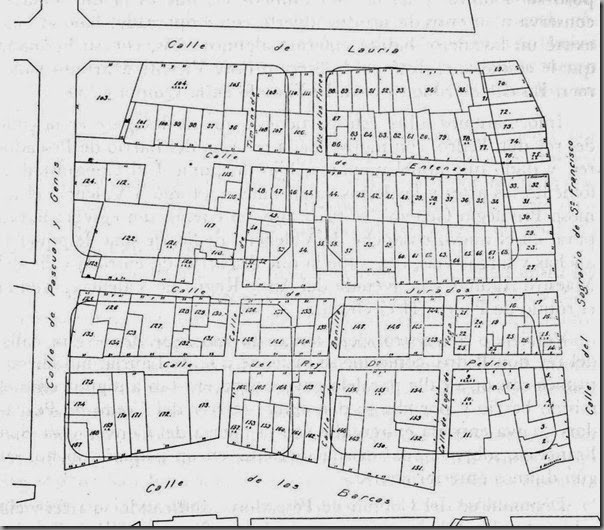 1900 plano barrio pescadores