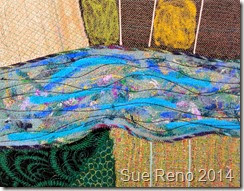 SueReno, RiverThemed Needlefelting, QATV