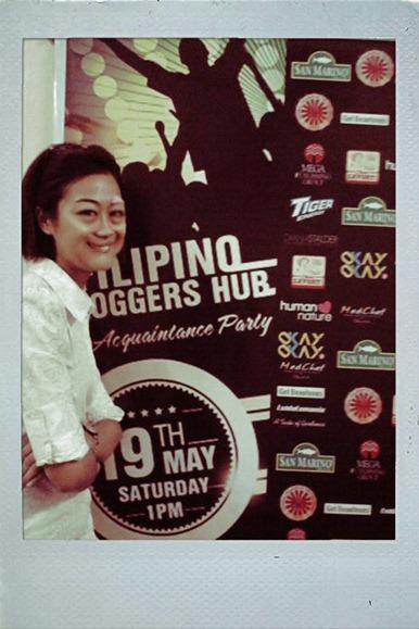 Filipino Bloggers Hub Party