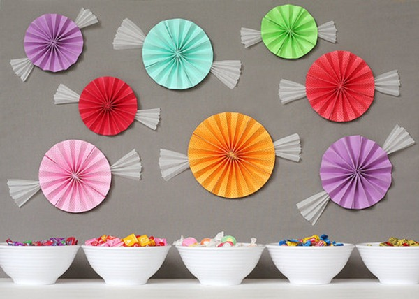 sweet candy party theme