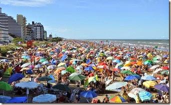 La mayoría de los actores del sector turístico local celebró que el partido de La Costa culmine un verano como uno de los destinos más elegido por los argentinos.