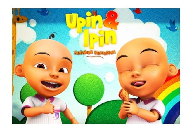 Gambar Upin & Ipin