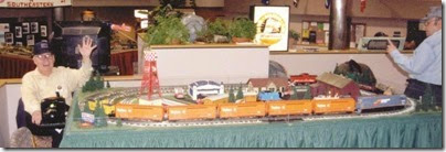 Lionel Railroad Club of Milwaukee at TrainTime 2002