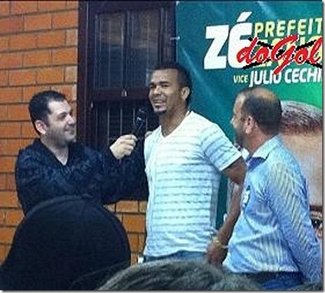 Ze Carlos pra prefeito