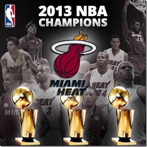 2013 NBA Champs