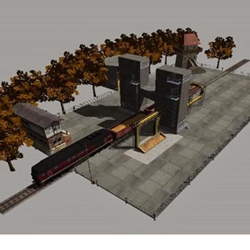 Farming simulator 2013 - Railway yard sale v 1.0