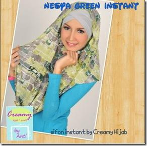 NESYA GREEN