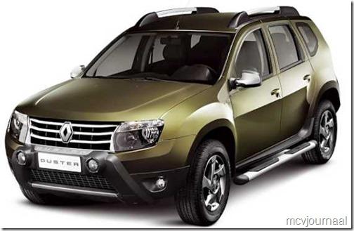 nissan Terrano op basis Dacia Duster 02