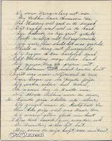 Gedicht 10 jarig bestaan 'Een in Streven' blz. 7