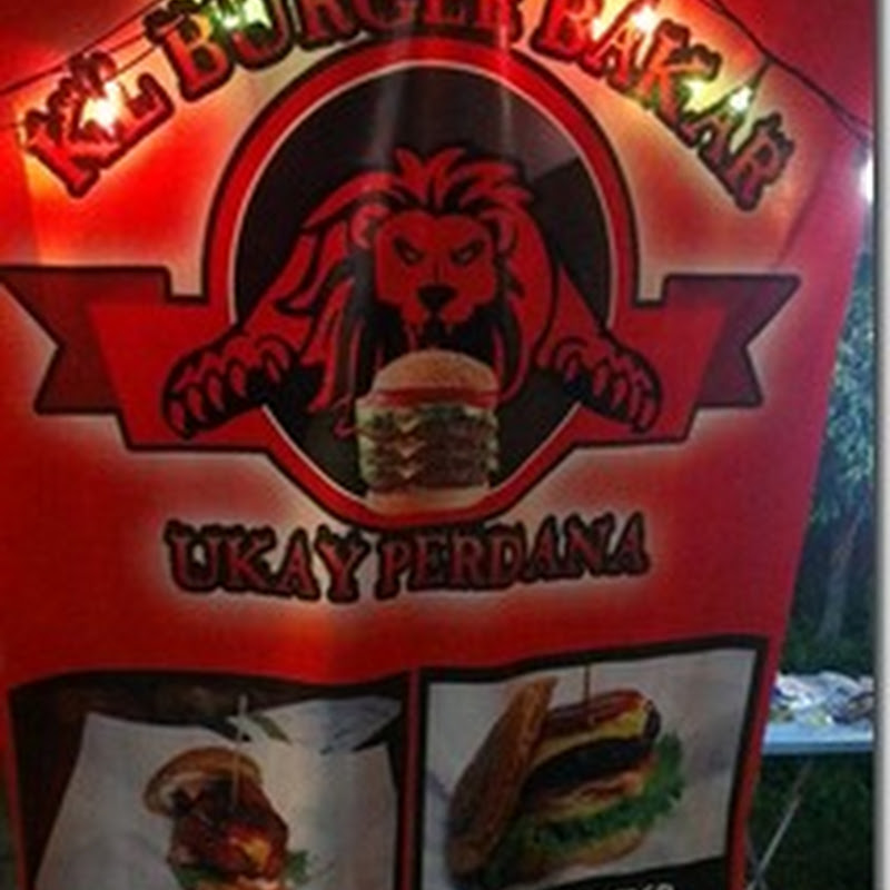 KL Burger Bakar Ukay Perdana