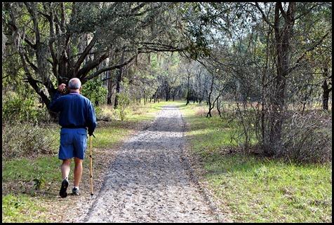 04 - Hiking horse trail