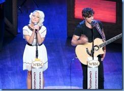 9160 Nashville, Tennessee - Grand Ole Opry radio show - Steel Magnolia