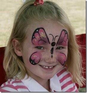 maquillaje mariposa halloween (10)