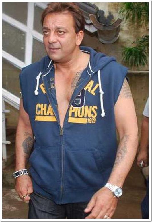 sanjay dutt pics 2012