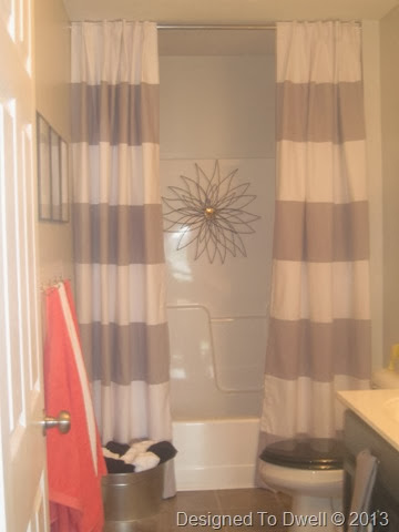 Designed to dwell neutral gray kids shared bathroom for Shared bathroom ideas