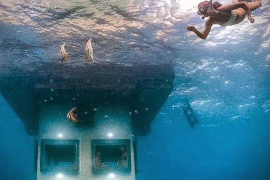 Manta Resort em Zanzibar 03