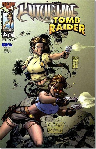 P00001 - Witchblade & Tomb Raider