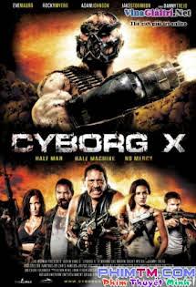 Chiến Binh Cyborg - Cyborg X Tập 1080p Full HD