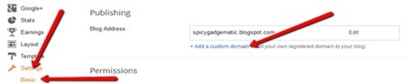 add custom domain