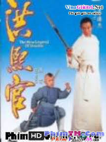 Hồng Hy Quan - The New Legend Of Shaolin