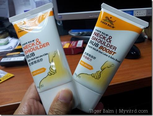 Tiger Balm neck & Shoulder 8