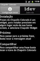 Screenshot of Frases do Chapolin Colorado