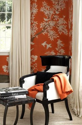 Blankets and pillows are especially important in this season, so color-coordinate with your room accessories. (www.cococozy.com)