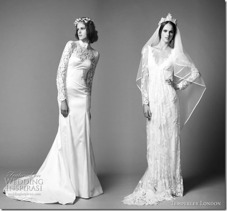 Temperly London -lace-long-sleeve-wedding-dress