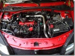 Dacia Sandero gepimpt 09