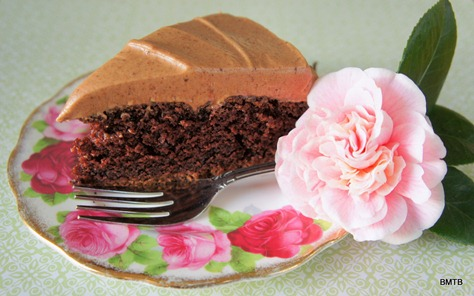 Chocolate Buttermilk Cake 2