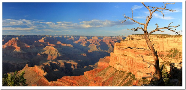 120725_GrandCanyon_MohavePoint_Sunset_Pano1a