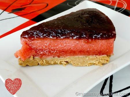 tarta de fresa receta