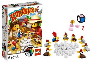 Lego Games Kokoriko