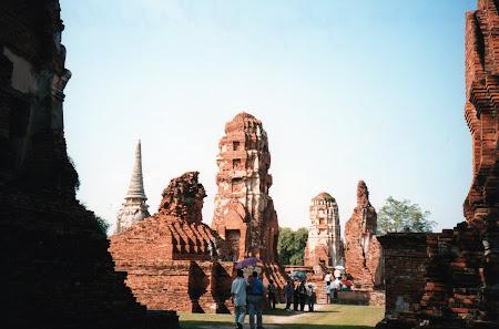 Obiective turistice Thailanda: Ayuthaya