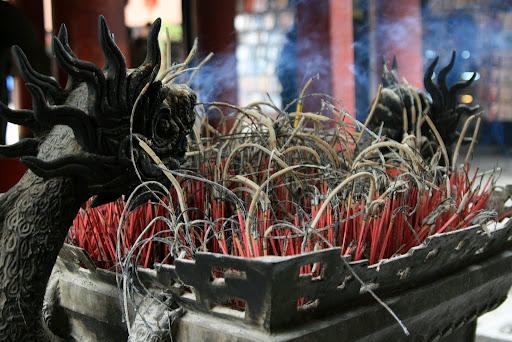 Incense stick manufacture is a sure fire business vertical to enter in Vietnam.