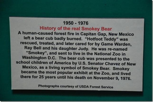 04-11-13 B Smokey Bear Historical Park Capitan 007