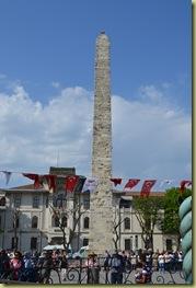 Istanbul Hippodrome Obelisk 1